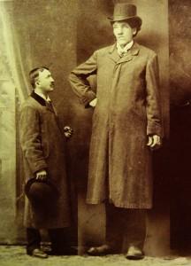 Edouard Beaupré (Métis giant)